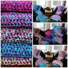 Mermaid Blanket Crochet Pattern Delectable Ravelry Bulky Quick Mermaid Blanket Pattern By MJ's Off The Hook