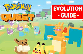 Pokemon Quest how to evolve your Pokemon like Pikachu (the evolution guide)