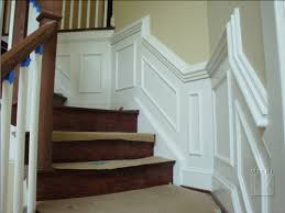 Wainscoting Stairs Styles Latest Door Stair Design