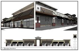 upscale retail development underway on old cannon motors site hottytoddy