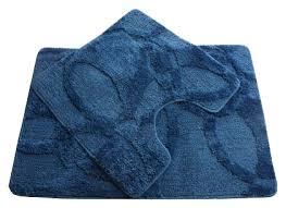 <b>Коврик Fixsen FX</b>-<b>0128A</b>-<b>2 комплект</b>, синий купить дешево в ...