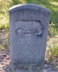 Attie V. Hodder (1899-1899) - Find A Grave Memorial