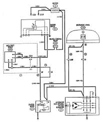 Wiring alfa romeo 155 starting and charging circuit diagram with