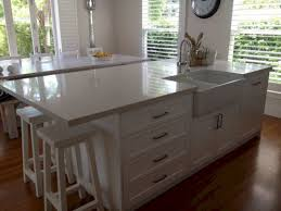 Best 25 Kitchen Island With Sink And Seating Ideas Trending 2018