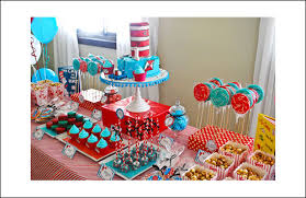 Dr Suess Themed Birthday Party - Childrens Party Theme Ideas