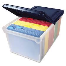 plastic file storage.  Plastic AVT55797 Thumbnail 1  Intended Plastic File Storage