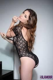 Sexy Brunette Babe Jess Impiazzi Posing Naked Photos