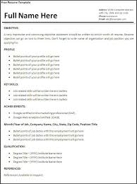 Make A Resume. Luxury Inspiration How To Make Resume Stand Out 2