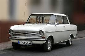 Opel Kadett A - Wikipedia