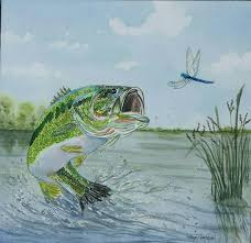 largemouth bass jumping. Brilliant Largemouth Image 0 Inside Largemouth Bass Jumping R