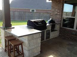 fascinating shaped outdoor kitchen with kitchens ideas pictures including bbq island for big green egg
