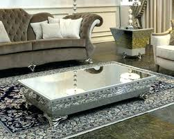 mirror coffee tables mirrored coffee table topic to the best elegant mirrored coffee table round tables awesome