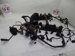 2001 bmw 740il oem engine wiring harness 12517503643