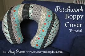 Boppy Cover Pattern