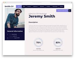 Freelance Web Design Reddit 003 Vcard2 Free Personal Website Templates Template Wondrous