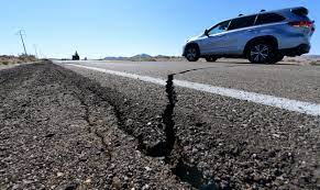 California 7.1 Earthquake Friday Night ...