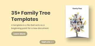 Family Tree Charts To Download 35 Family Tree Templates Word Pdf Psd Apple Pages