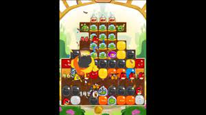 Angry Birds Blast Level 265 - NO BOOSTERS ???? - YouTube