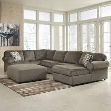 microfiber sectional sofa. Unique Sofa Sandwell Sectional On Microfiber Sofa