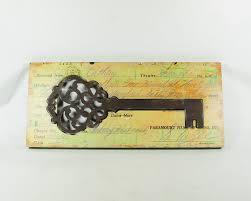paramount s skeleton key shadowbox wall décor 36 x 16 item 306c177
