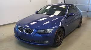 All BMW Models 2007 bmw 335i maintenance schedule : 2007 BMW 335i Coupe - YouTube