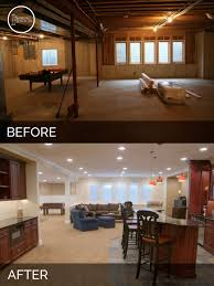basement remodels before and after. Before And After Basement Remodeling - Sebring Services Remodels T