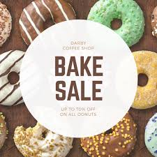 baking sale 55 bake sale ideas canva