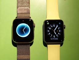 Apple Watch 4 Band Compatibility Chart Compare And Contrast Apple Watch Series 4 Vs Apple Watch