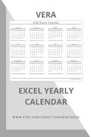 Microsoft Excel Calendar 2020 93 Best Modern Microsoft Excel Calendar Templates Images In