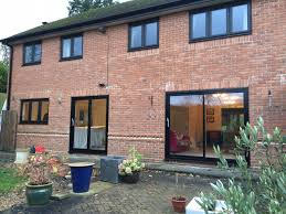 Small Picture Our aluminium sliding patio doors into this Kent home DWL