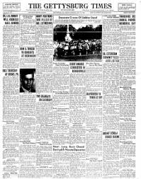 The Gettysburg Times from Gettysburg, Pennsylvania on May 31, 1957 · Page 1