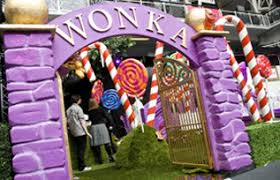 chocolate factory summer party in available across the uk chocolate factory