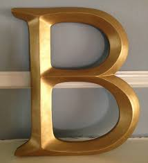 marvelous large letter wall decor house interiors gold impressive glitter wood extra decal h a