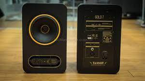 Tannoy Gold 7 mẫu loa tích hợp Ampli xuất sắc trong series monitor huyền  thoại