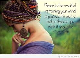 Peace Of Mind Quote Adorable Peace Of Mind Quotes