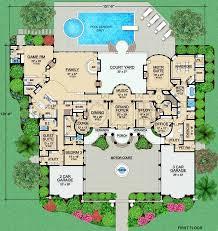 Log Mansion Home Plan By Golden Eagle Log HomesFloor Plans Mansion
