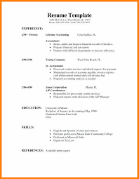 6 General Resume Format Plastic Mouldings