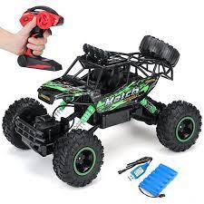 1:12 4WD Alloy Speed <b>RC Car 2.4G Radio</b> Remote Control Rock ...