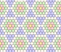 Free Grandmothers Flower Garden Quilt Pattern With History & Flower Garden Star Quilt Adamdwight.com