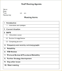 agenda of a meeting format nonprofit board meeting agenda template best of unique fresh minute