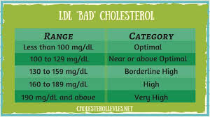 High Density Lipoprotein Hdl Low Density Lipoproteins