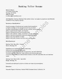 resume for bank teller position best resume examples for resume for bank teller position teller resume sample teller resumes livecareer bank teller position job