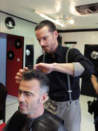 Coupe De Cheveux Homme Rock N Roll