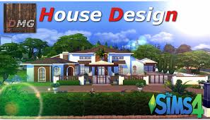Small Picture THE SIMS 4 House design Tour Forgotten Dream Spanish Mansion