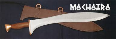 Image result for machaira sword