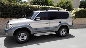 1998 Toyota Land Cruiser 3.0L 7,200 EUR #Cyprus #Pafos #CyprusCars ...