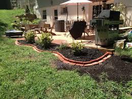Cheap Landscape Edging Entertaining Cheap Lawn Edging Ideas Uk For Backyard Landscaping