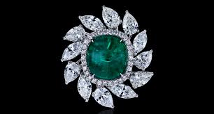 turkish jewelry house molu the brand behind this ring has been in business since 1956 but is making its couture debut this year
