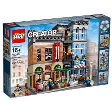 lego head office. LEGO Creator Expert Detective\u0027s Office (10246) Lego Head