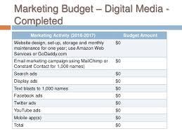 Sample Budget Plan For Non Profit Buss 424 Marketing Plan Non Profit Marketing Plan Template 2